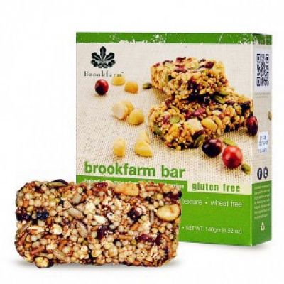 BROOKFRAM BAR gluten free